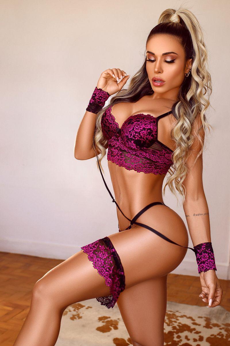 PASSION-SEXY-GLAM-Vestuario-Adulto-G